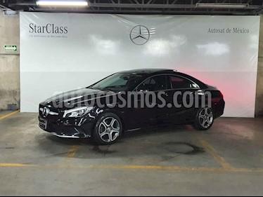Mercedes Benz Clase CLA 200 CGI Sport usado (2018) color Negro precio $469,000
