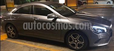 Mercedes Benz Clase CLA 200 CGI Sport usado (2017) color Gris precio $415,000