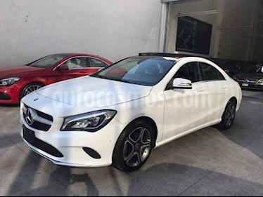 Mercedes Benz Clase CLA 200 CGI Sport usado (2019) color Blanco precio $475,000