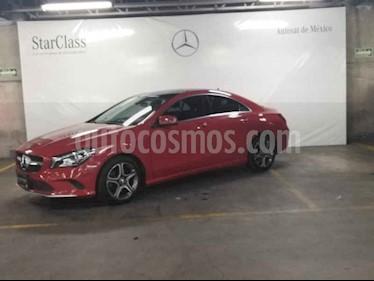 Mercedes Benz Clase CLA 200 CGI Sport usado (2019) color Rojo precio $499,000