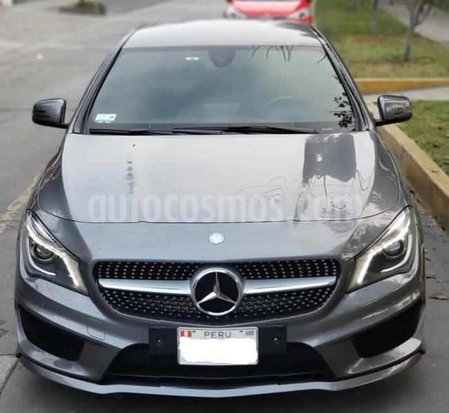 Mercedes Benz Clase CLA 45 AMG usado (2015) color Gris precio u$s22,000