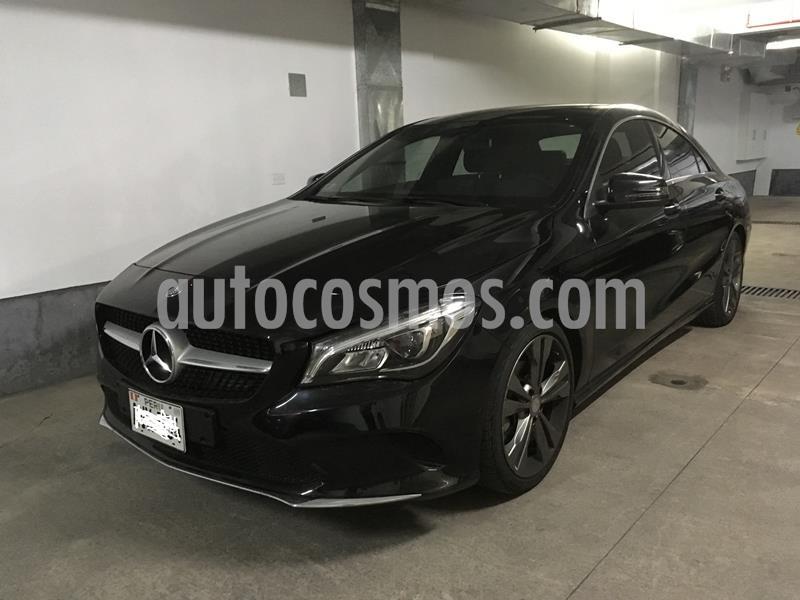 Mercedes Benz Clase CLA 45 AMG usado (2016) color Negro precio u$s21,500