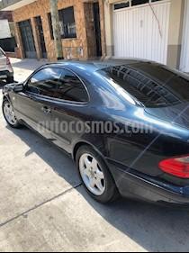 Foto Mercedes Benz Clase CLK 230 K Avantgarde Coupe usado (1998) color Celeste precio $380.000