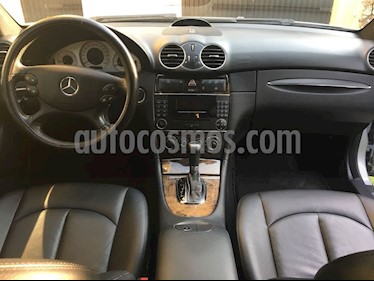 Foto venta Auto usado Mercedes Benz Clase CLK 350 Avantgarde (2007) color Gris Plata  precio $120,000