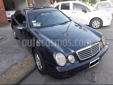 Mercedes Benz Clase CLK 320 Elegance Coupe Aut usado (2000) color Azul precio $1.100.000