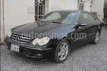 Mercedes Benz Clase CLK 280 Coupe usado (2007) color Negro precio $110,000