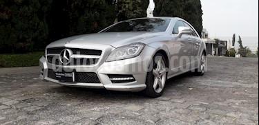 Foto venta Auto usado Mercedes Benz Clase CLS 350 CGI (2014) color Plata precio $465,000