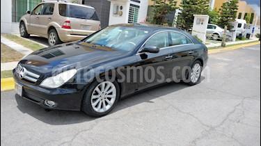 Mercedes Benz Clase CLS 350 usado (2009) color Negro precio $205,000