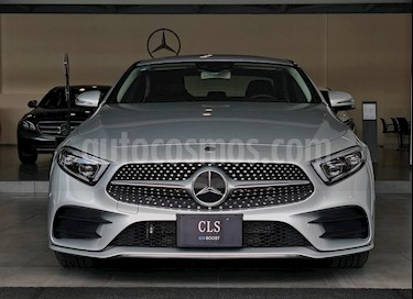 Foto venta Auto usado Mercedes Benz Clase CLS 400 CGI (2019) color Gris precio $1,150,000