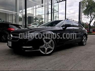 Foto venta Auto usado Mercedes Benz Clase CLS 500 Biturbo (2014) color Negro precio $575,000