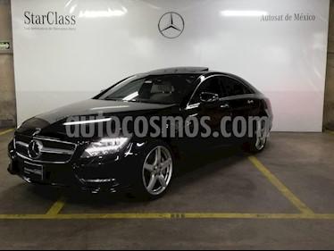 Mercedes Benz Clase CLS 500 Biturbo usado (2014) color Negro precio $519,000