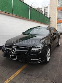 Foto venta Auto usado Mercedes Benz Clase CLS 500 Biturbo (2012) color Negro precio $450,000