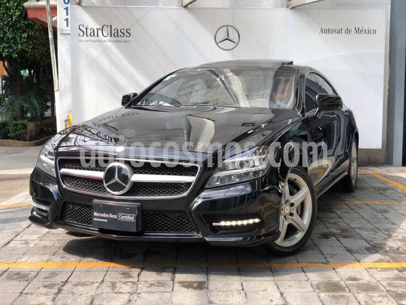 Mercedes Benz Clase CLS 500 usado (2012) color Negro precio $380,000