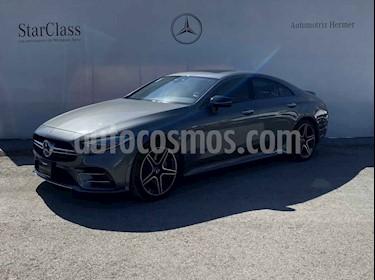 Mercedes Benz Clase CLS 4p CLS 53 AMG  V6/3.0/T Aut usado (2019) color Gris precio $1,179,900