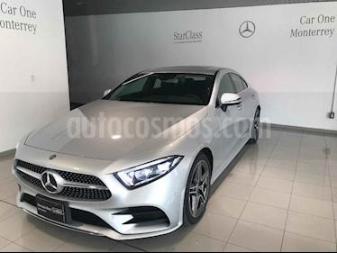 Mercedes Benz Clase CLS 450 4Matic usado (2019) color Plata precio $1,199,999