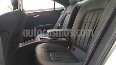Mercedes Benz Clase CLS 350 usado (2014) color Blanco precio $495,000