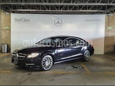 Mercedes Benz Clase CLS 500 usado (2014) color Negro precio $569,000