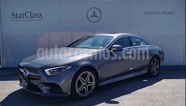 Mercedes Benz Clase CLS 450 4Matic usado (2019) color Gris precio $1,049,900