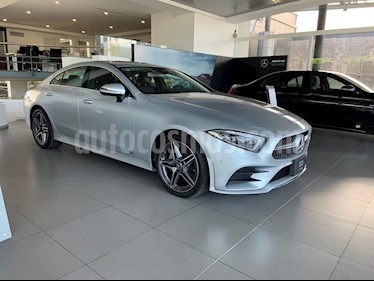 Mercedes Benz Clase CLS 450 4Matic usado (2019) color Plata Iridio precio $1,100,000