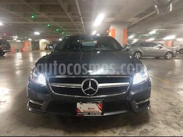 Mercedes Benz Clase CLS 350 CGI usado (2014) color Gris Pedernal precio $405,000