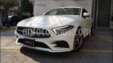 Mercedes Benz Clase CLS 450 4Matic usado (2019) color Blanco precio $1,090,000