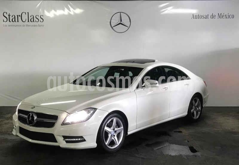Mercedes Benz Clase CLS 350 CGI usado (2014) color Blanco precio $449,000