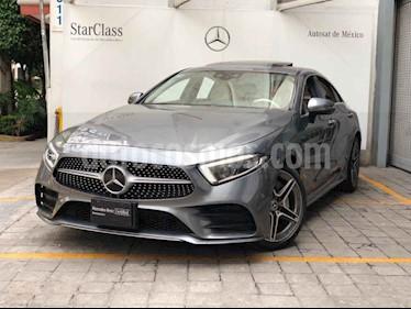 Mercedes Benz Clase CLS 450 4Matic usado (2019) color Gris precio $1,120,000