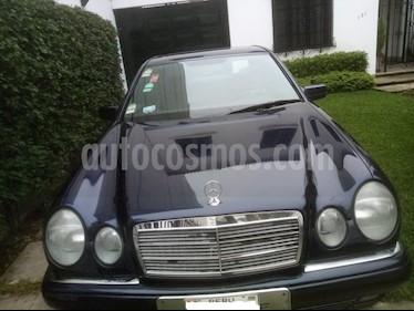 Mercedes Benz Clase E (SEDAN) 240 Elegancev6,2.4i,18v A 2 1 usado (1995) color Azul precio $6,800