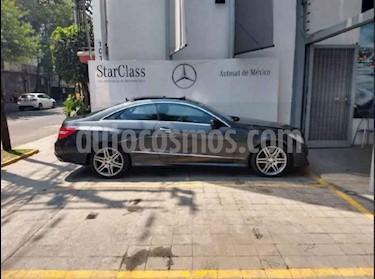 foto Mercedes Benz Clase E Coupé 500  usado (2010) color Gris precio $290,000
