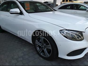 Foto venta Auto usado Mercedes Benz Clase E 200 CGI Avantgarde (2017) color Blanco precio $575,000