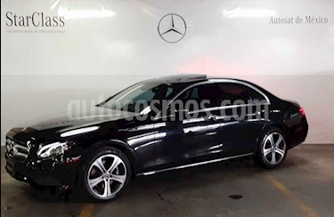 Foto Mercedes Benz Clase E 200 CGI Avantgarde usado (2018) color Negro precio $649,000