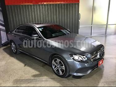Mercedes Benz Clase E 200 CGI Avantgarde usado (2017) color Gris Tenorita precio $579,900