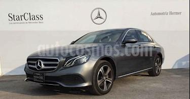 Foto venta Auto usado Mercedes Benz Clase E 200 CGI Avantgarde (2017) color Gris precio $579,900
