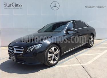 Foto venta Auto usado Mercedes Benz Clase E 200 CGI Avantgarde (2017) color Negro precio $530,900