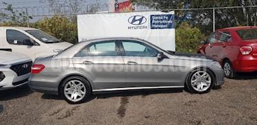 Foto venta Auto usado Mercedes Benz Clase E 200 CGI Exclusive (2013) color Gris precio $199,000