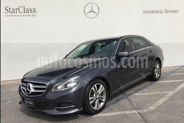 Foto venta Auto usado Mercedes Benz Clase E 200 CGI Exclusive (2014) color Gris precio $319,900