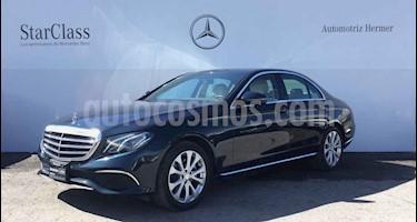Foto venta Auto usado Mercedes Benz Clase E 200 CGI Exclusive (2017) color Verde precio $539,900