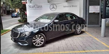 Foto venta Auto usado Mercedes Benz Clase E 200 CGI Exclusive (2017) color Azul precio $535,000