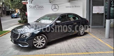 foto Mercedes Benz Clase E 200 CGI Exclusive usado (2017) color Blanco precio $535,000