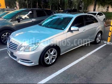 Mercedes Benz Clase E 250 Avantgarde Aut usado (2012) color Gris precio u$s20.000