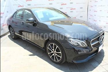 Foto venta Auto usado Mercedes Benz Clase E 250 Avantgarde (2018) color Negro precio $585,000