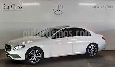 Foto venta Auto usado Mercedes Benz Clase E 250 Avantgarde (2017) color Blanco precio $599,000