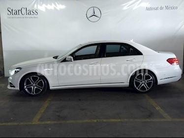 Mercedes Benz Clase E 250 CGI Avantgarde usado (2014) color Blanco precio $329,000