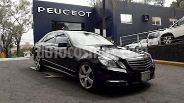 Foto Mercedes Benz Clase E 250 CGI Avantgarde usado (2013) color Negro precio $499,000