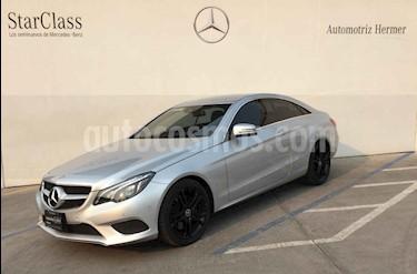 Foto venta Auto usado Mercedes Benz Clase E 250 CGI Avantgarde (2017) color Plata precio $489,900