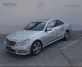 Foto venta Auto usado Mercedes Benz Clase E 250 CGI Avantgarde (2012) color Plata precio $219,900