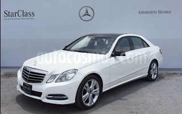 Mercedes Benz Clase E 250 CGI Avantgarde usado (2013) color Blanco precio $659,900