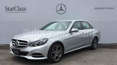Foto Mercedes Benz Clase E 250 CGI Avantgarde usado (2014) color Plata precio $379,900