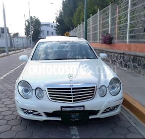 Foto Mercedes Benz Clase E 280 Avantgarde usado (2009) color Blanco precio $170,000
