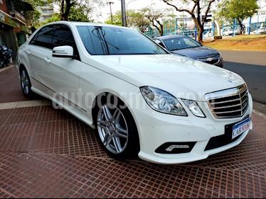 Foto venta Auto usado Mercedes Benz Clase E 300 Avantgarde (2010) color Blanco precio $1.120.000